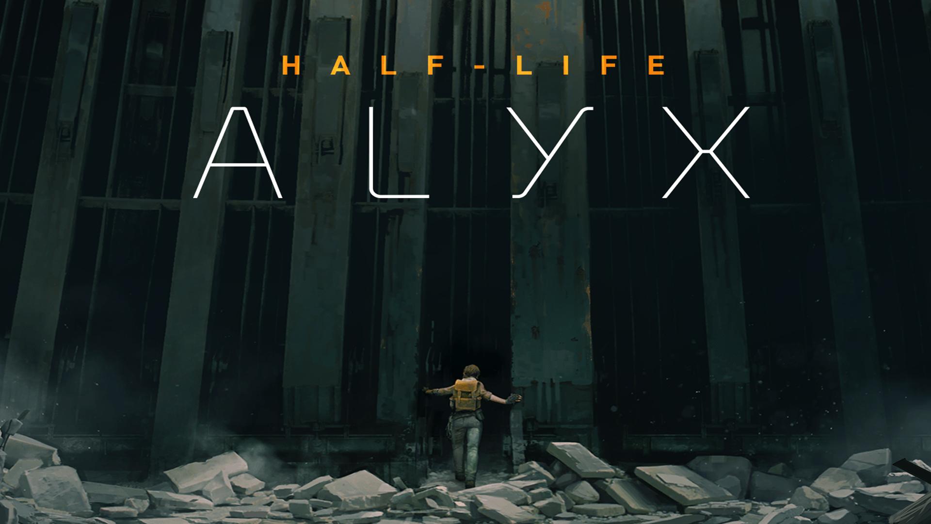 Игра half-life alyx в клубе виртуальной реальности iNOVA Красноярск